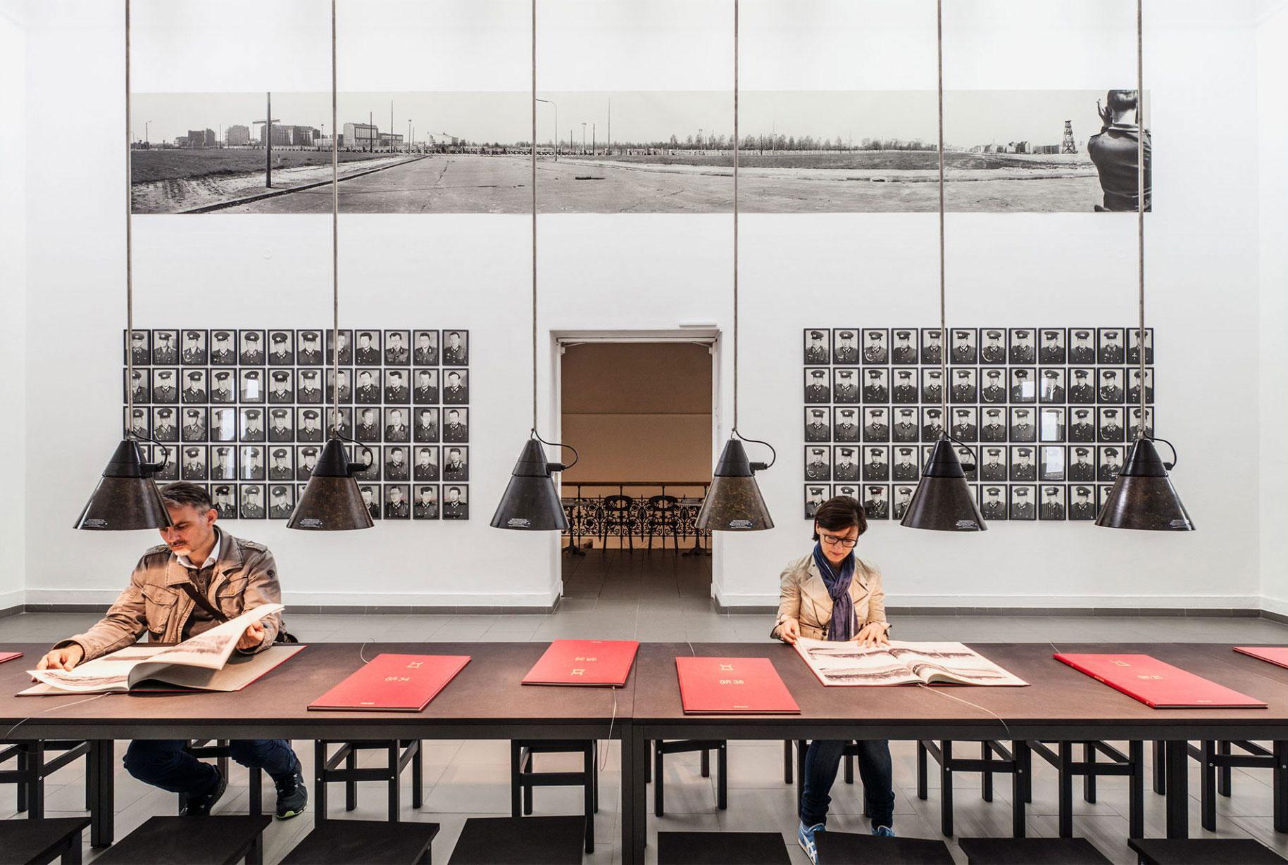 Ausstellung Inventarisierung der Macht, Foto: Arwed Messmer