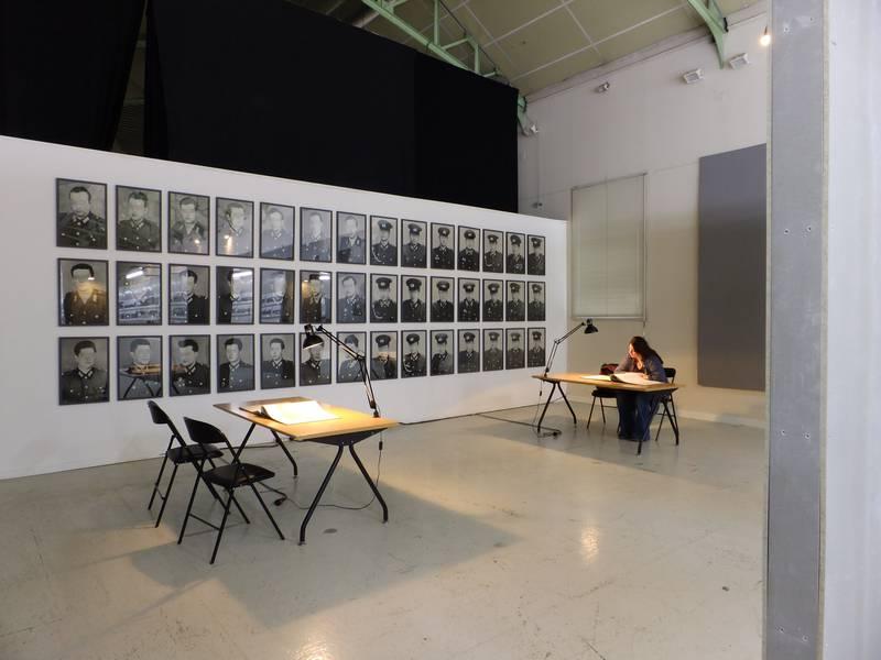 Ausstellungsraum in Aix-en-Provence