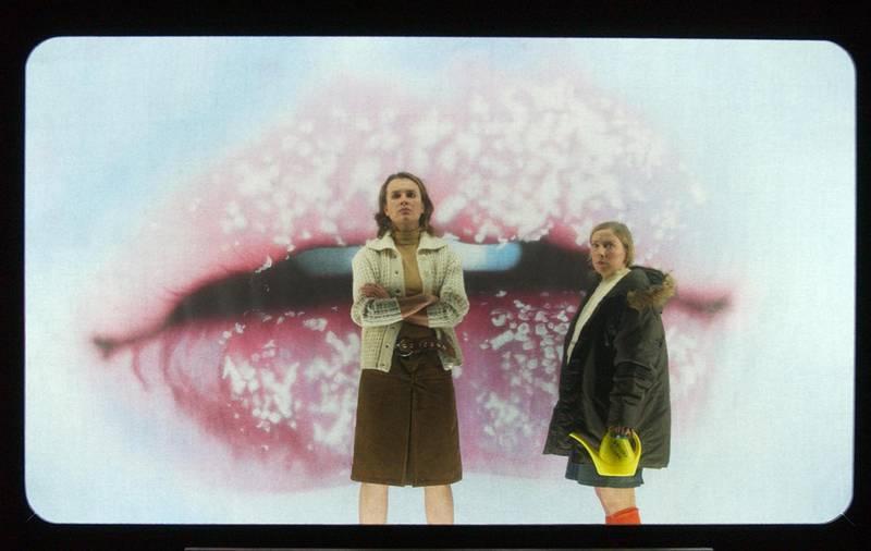 Moskauer Eis 2005 Studio Maxim Gorki Theater Berlin, Foto: Wilfried Boeing