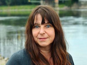Annett Gröschner, Foto © Susanne Schleyer