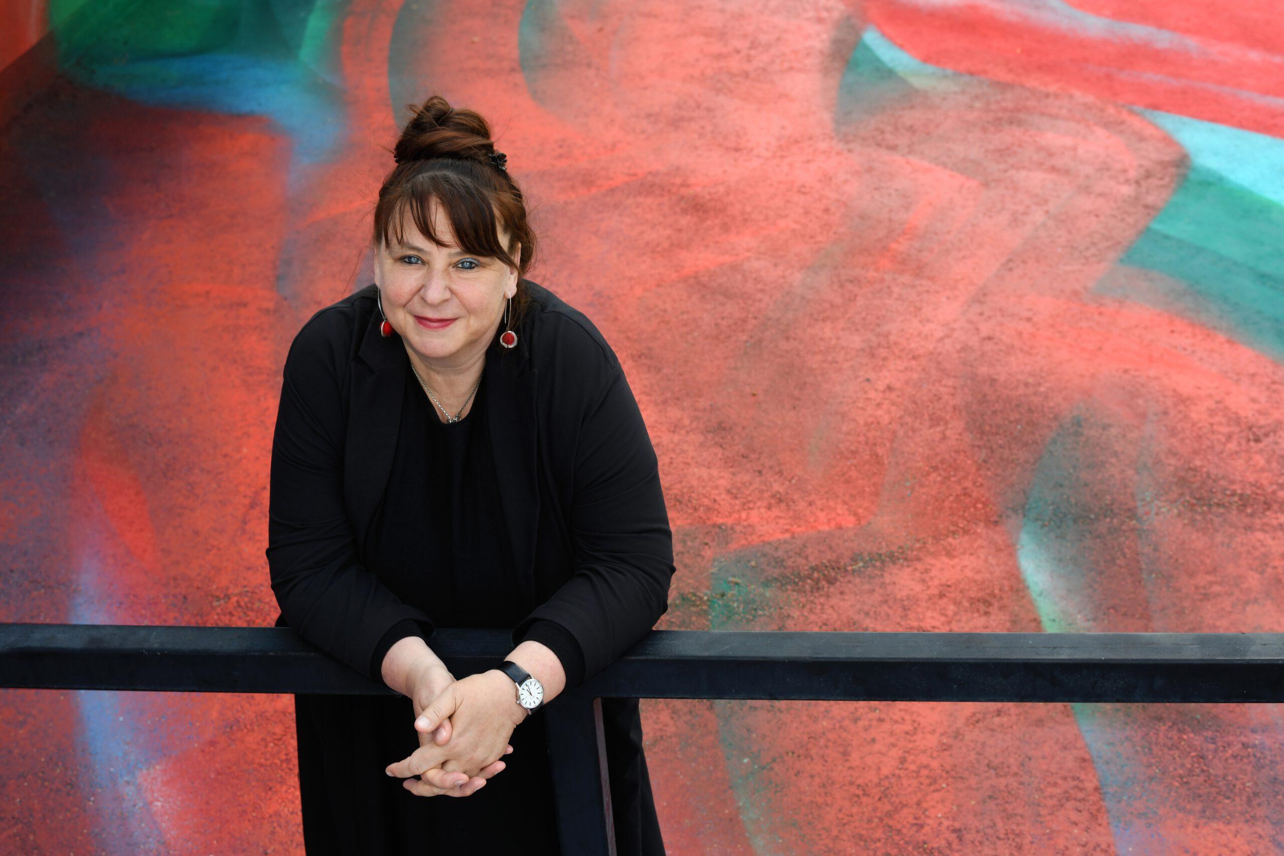Annett Groeschner, Foto © Susanne Schleyer