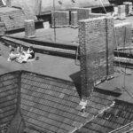 Auf dem Dach, Prenzlauer Allee 194, Foto: Heike Sommerfeld