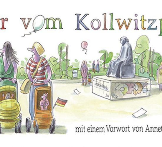 Cover Die Mütter vom Kollwitzplatz von OL