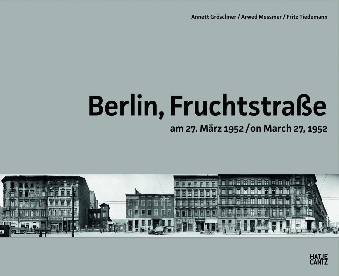 Cover Berlin, Fruchtstrasse am 27. März 1952