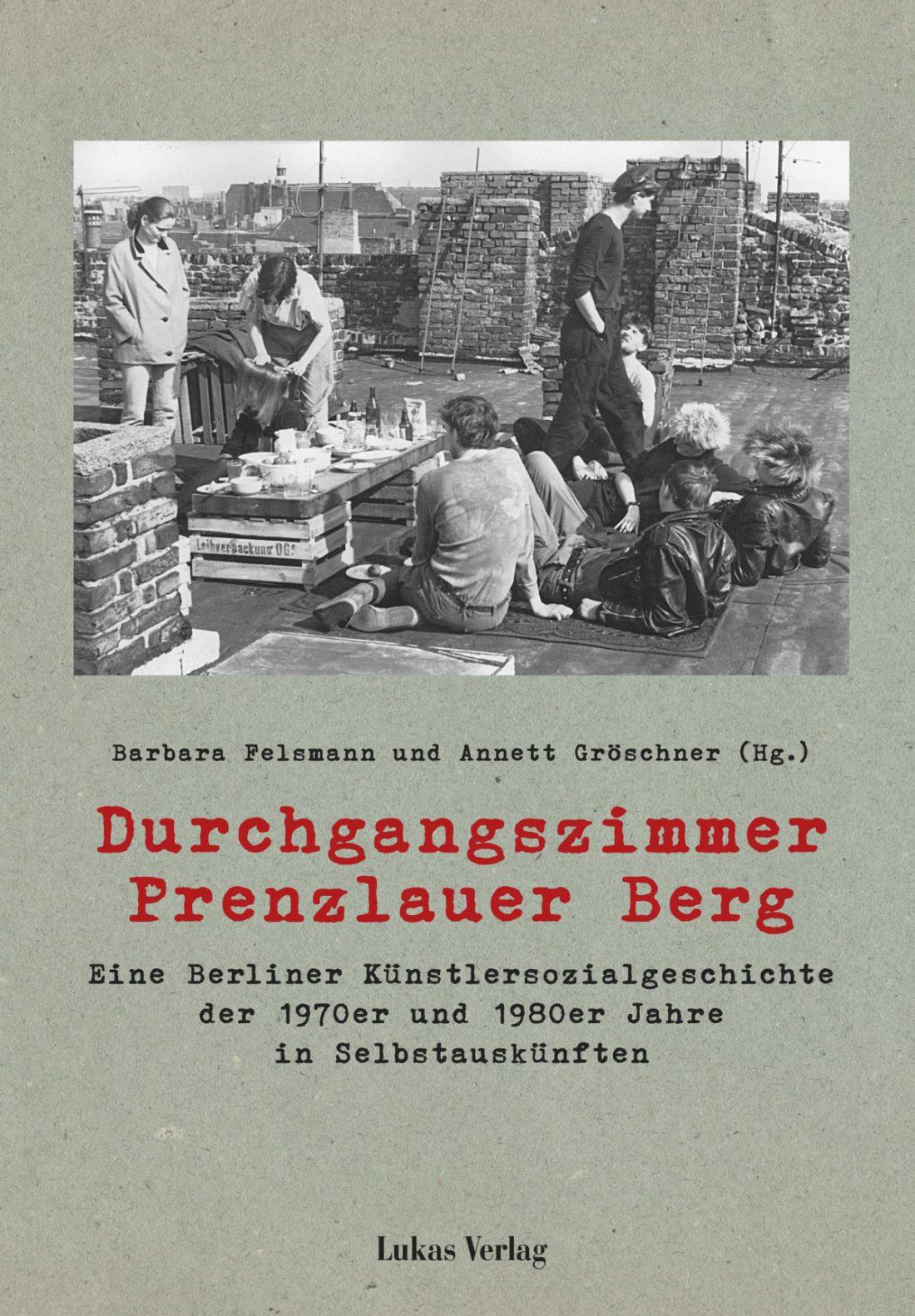 Cover Durchgangszimmer Prenzlauer Berg