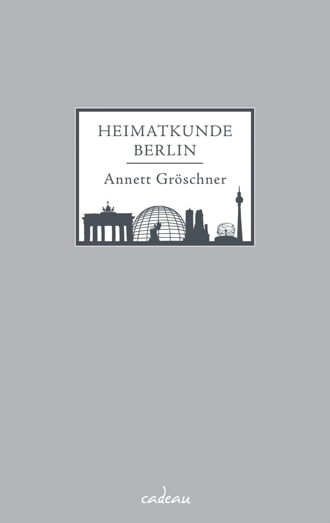 Cover Heimatkunde Berlin